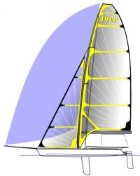 49er By Barbetorte Own work CC BY SA 3.0 httpcreativecommons.orglicensesby sa3.0 via Wikimedia Commons