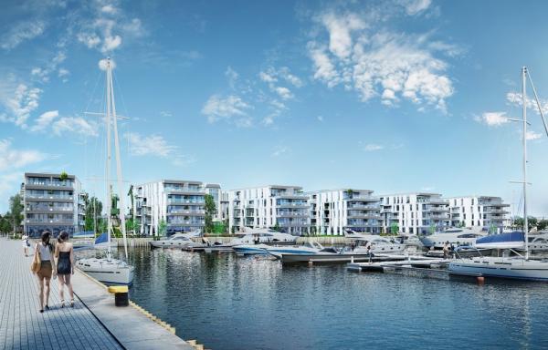 01 Yacht Park Gdynia marina Polski Holding Nieruchomosci
