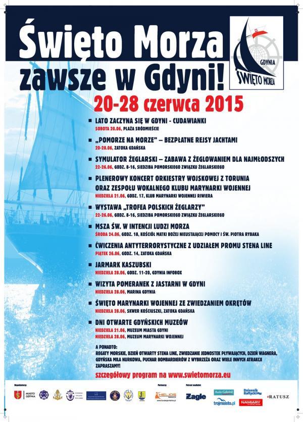 plakat SwietoMorza 2015