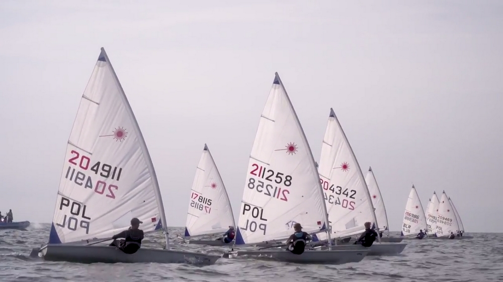Laser Europa Cup