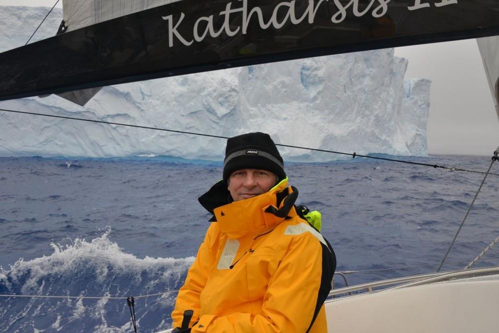 kpt. Mariusz Koper, dookołą Antarktydy