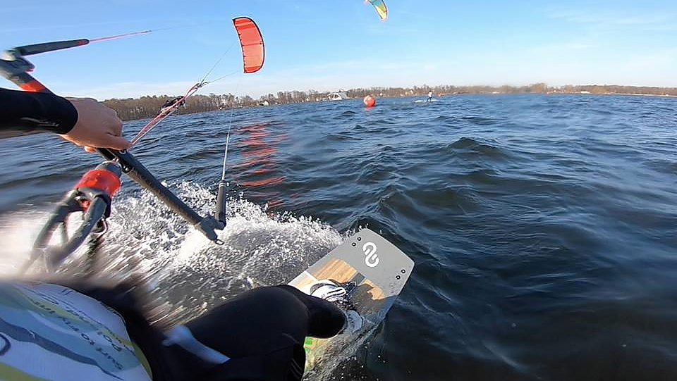 Surf to Fly Kitefoil