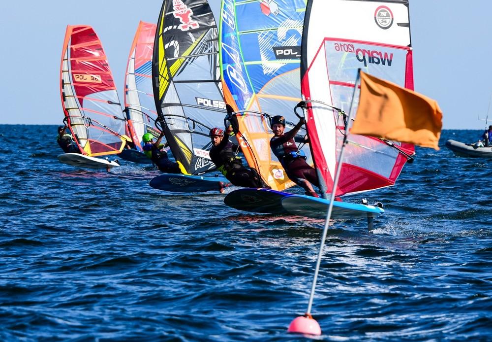 windsurfingowe mistrzostwa