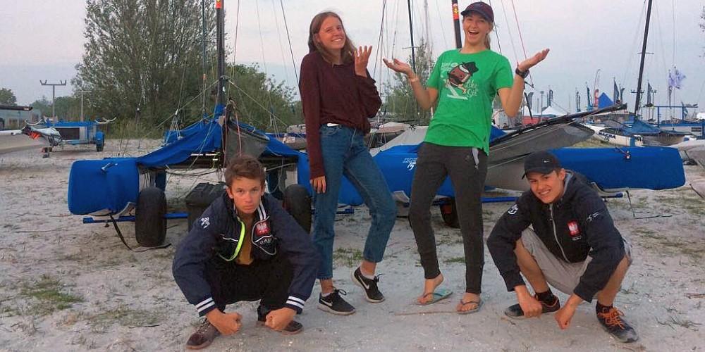 Holenderskie Regaty Juniorów