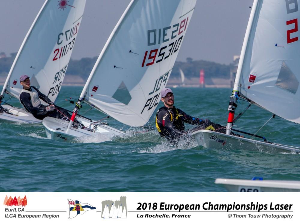 Mistrzostwa Europy w klasie Laser