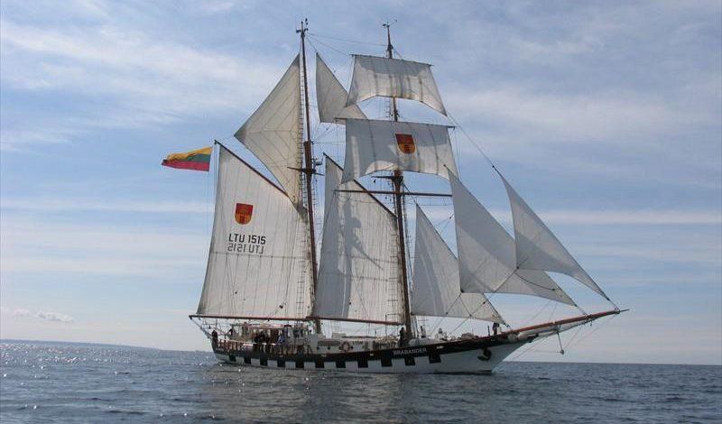 Sail4Independence - BRABANDER