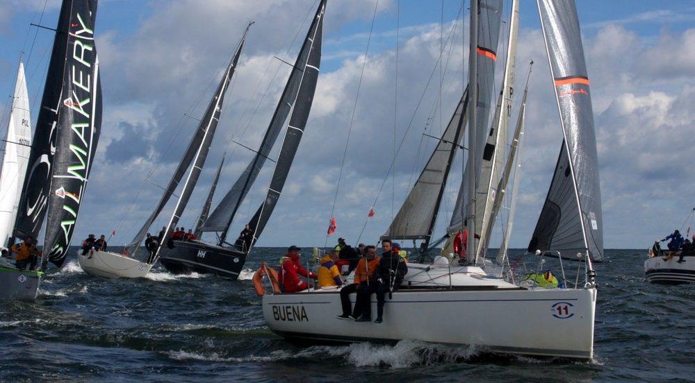 Morskie Żeglarskie Mistrzostwa Polski ORC