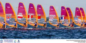 Mistrzostwa Europy w olimpijskiej windsurfingowej klasie RS:X