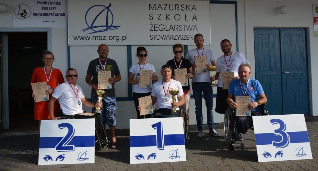 Żeglarskie Mistrzostwa Polski Lotników