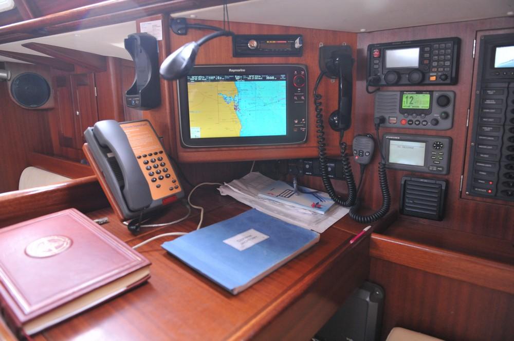 elektronika jachtowa