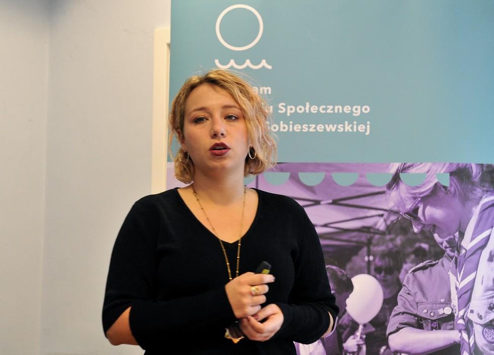 Weronika Nadzikiewicz.