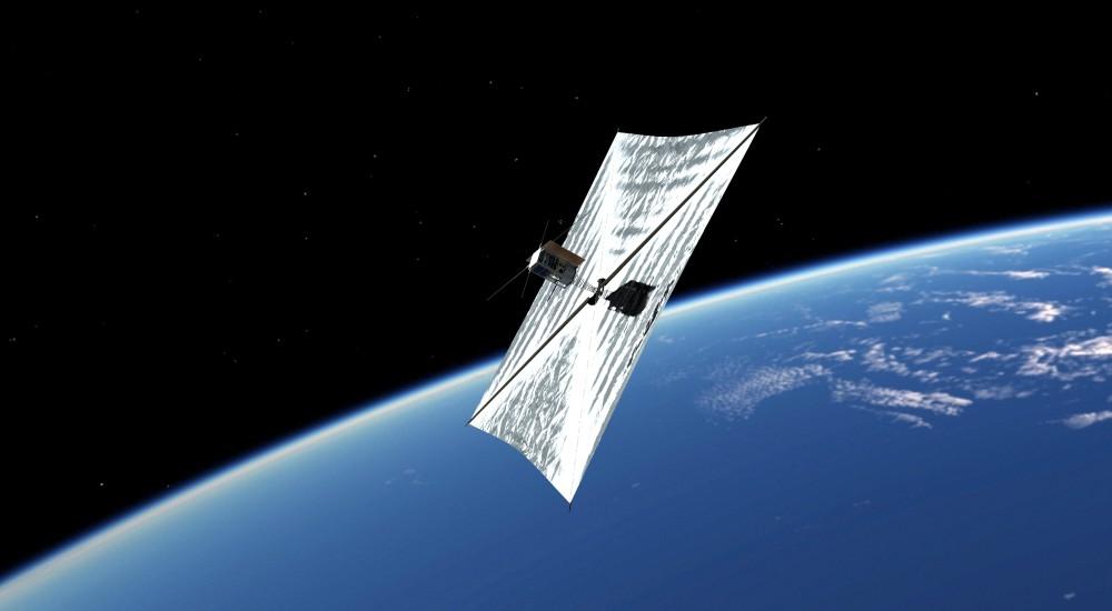 satelitę