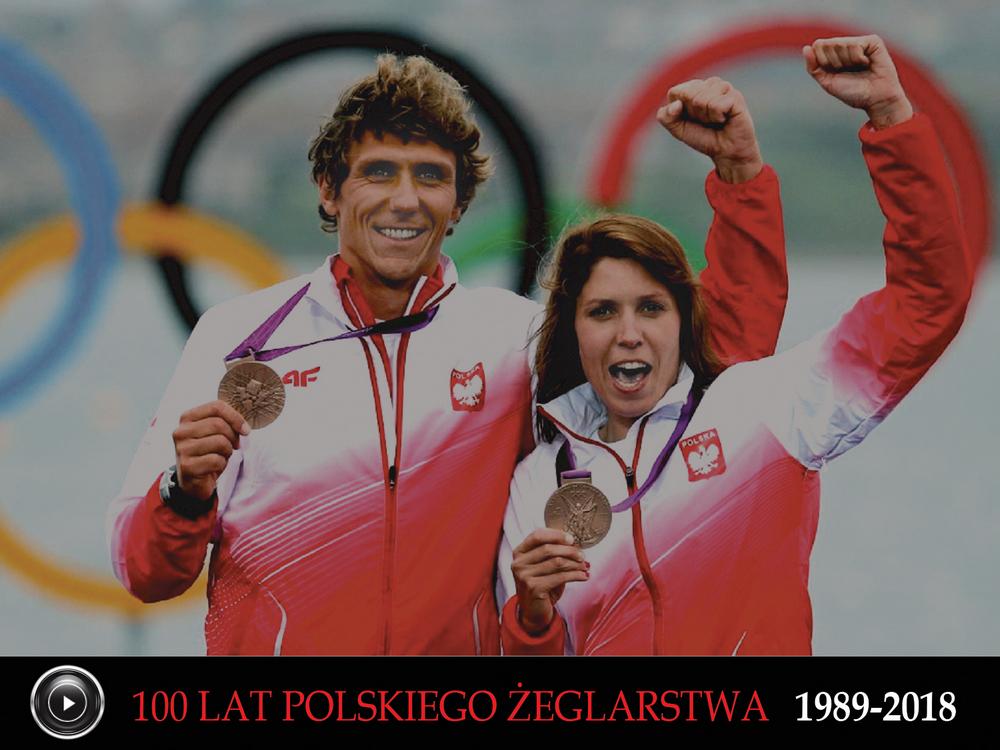 100 lat polskiego żeglarstwa