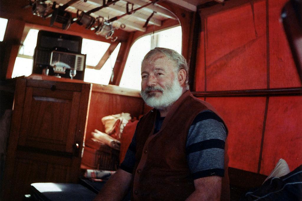 Cuba Libre, Hemingway na Pilar