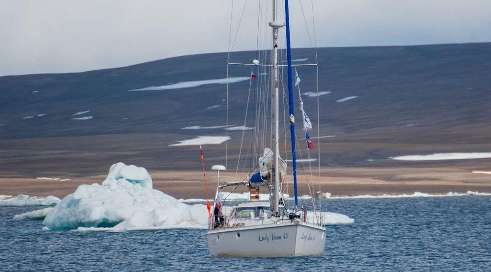 Arktyka Lady Dana 44