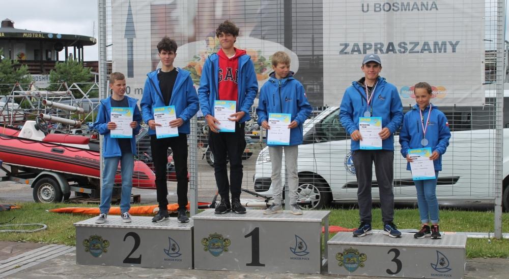 Polski Juniorów Młodszych w klasie Cadet
