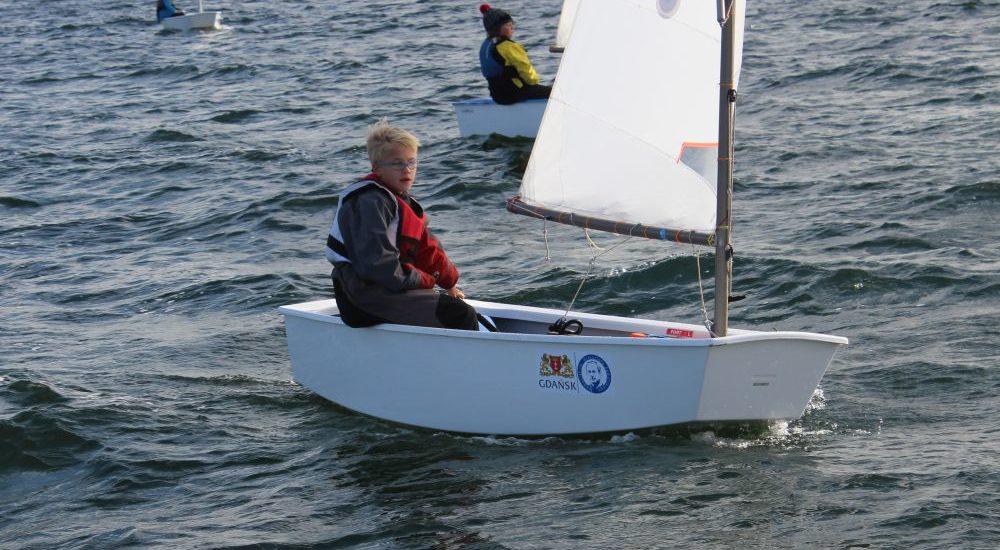 Mistrzostwa Pomorza Optimist
