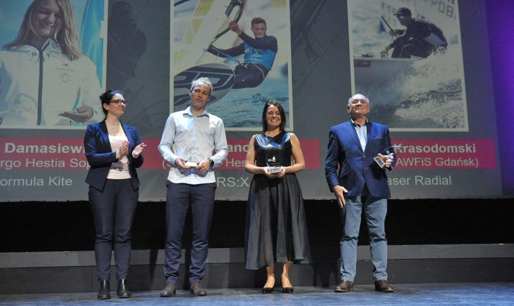 Pomorskie Talenty Żeglarskie Roku 2019