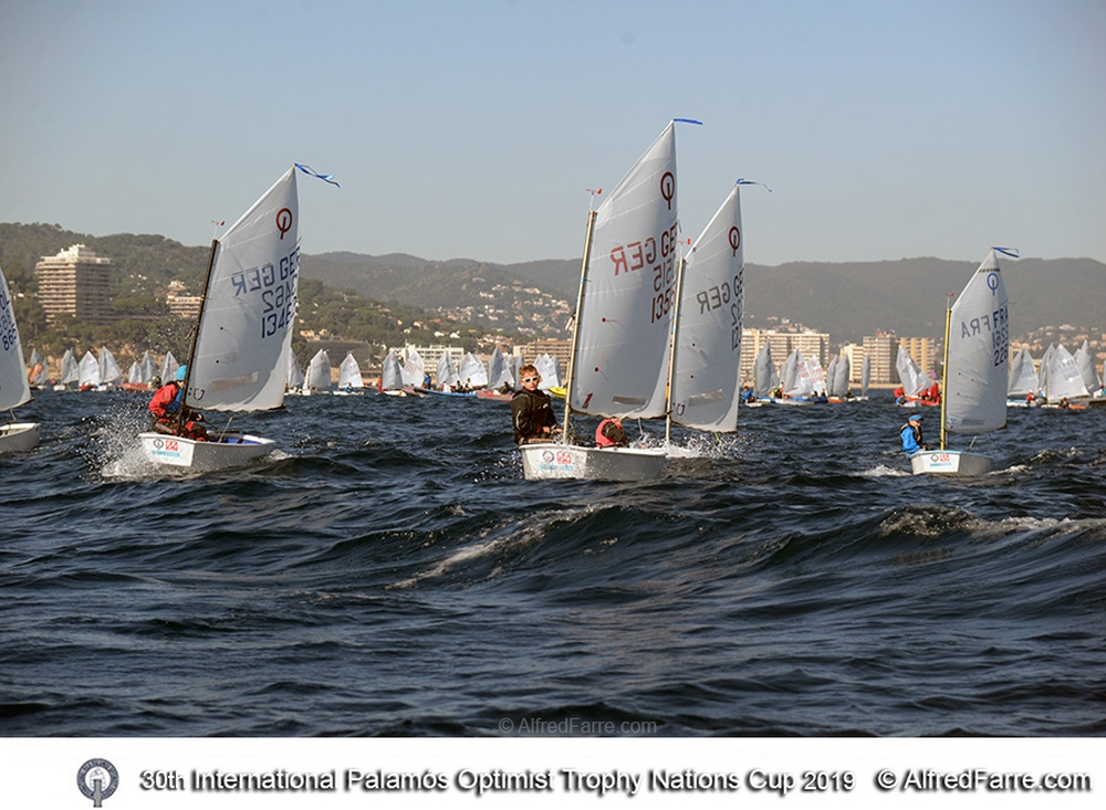 International Palamós Optimist Trophy