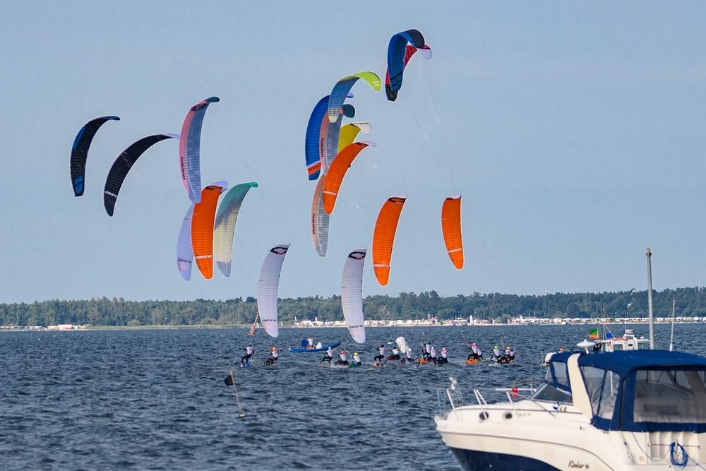 jubileuszowa edycja zapowiedzzawodow kitesurfingowych