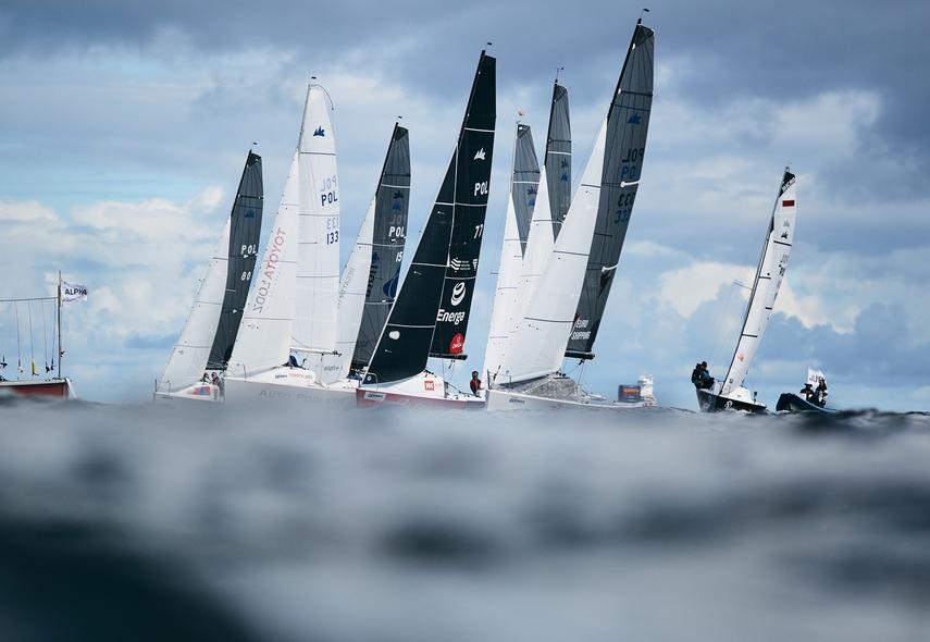 wyścigi w Pucharze Europy w ramach VGSD 2020