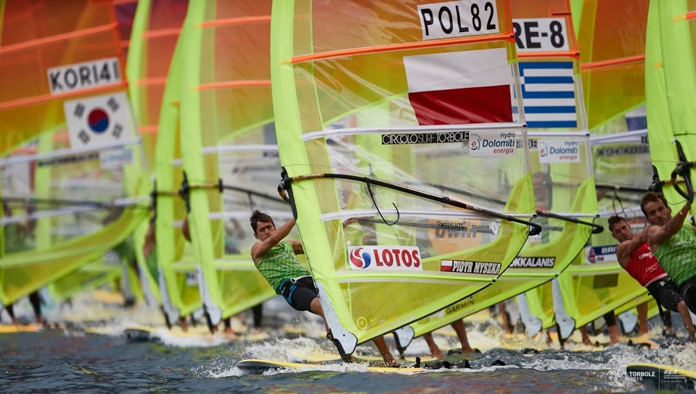 Mistrzostwach Europy w olimpijskiej klasie RS:X