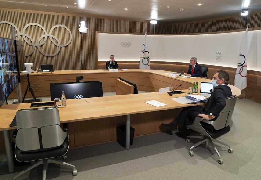 Decyzje MKOL dotyczące igrzysk i żeglarstwa