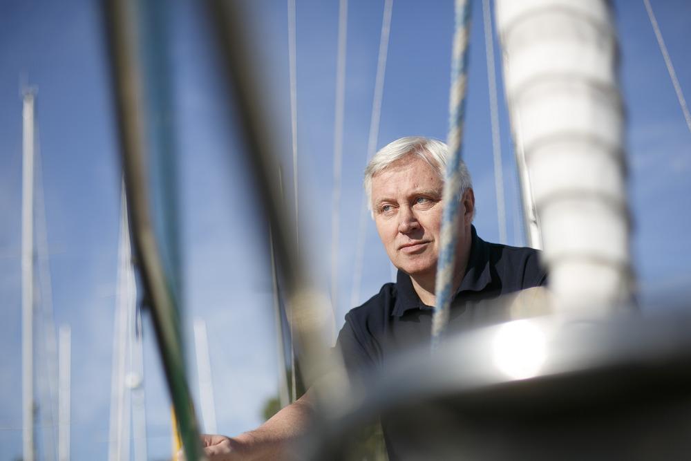 bogusław Witkowski - związek z pomorskim żeglarstwem
