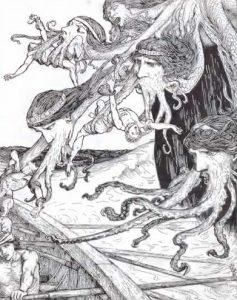 potwory morskie scylla