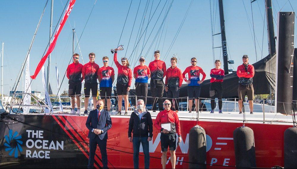 The Ocean R Sailing Polandace Europe Prologue
