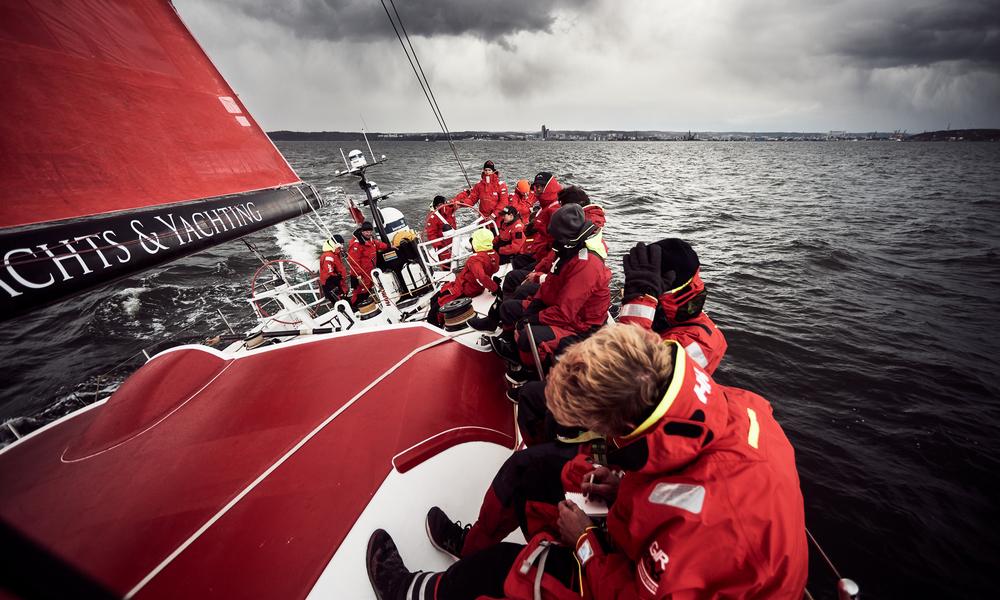 The Ocean Race Sailing Poland