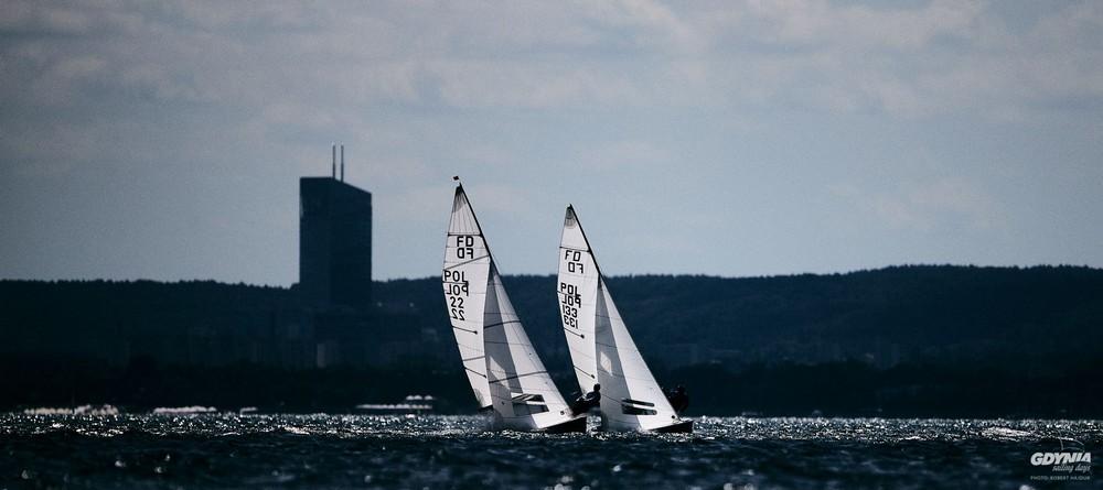 22. edycja regat Gdynia Sailing Days Latający Holender