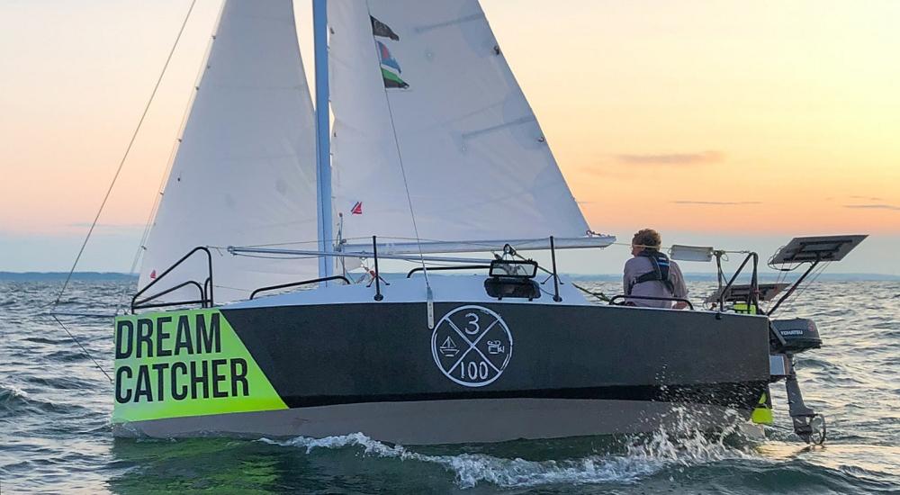 3x100 Sailing