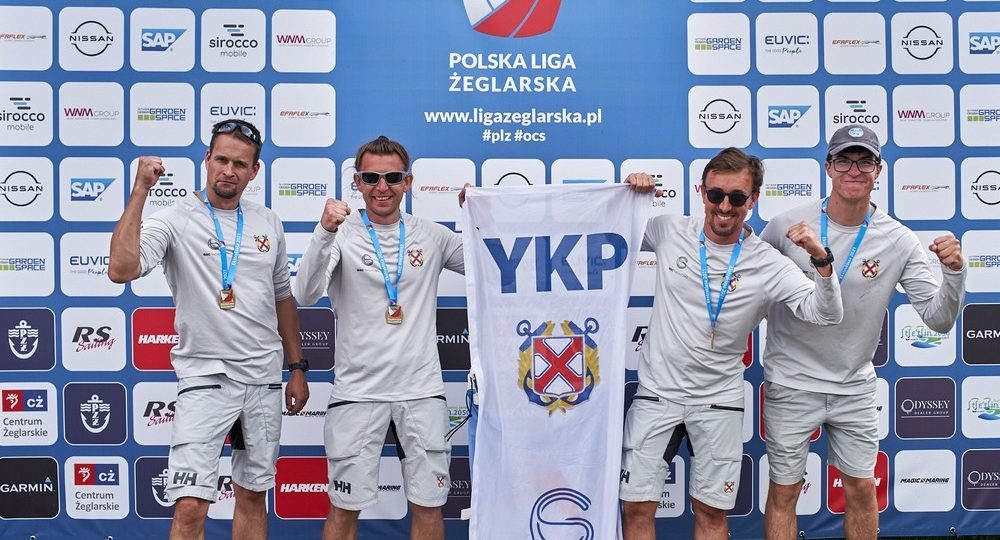 Ekstraklasy Polskiej Polskiej Ligi Żeglarskiej