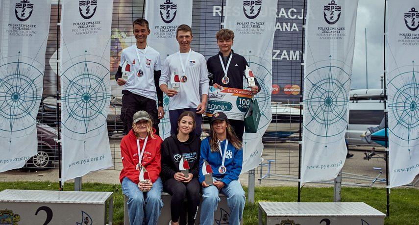 mistrzami Polski juniorów młodszych