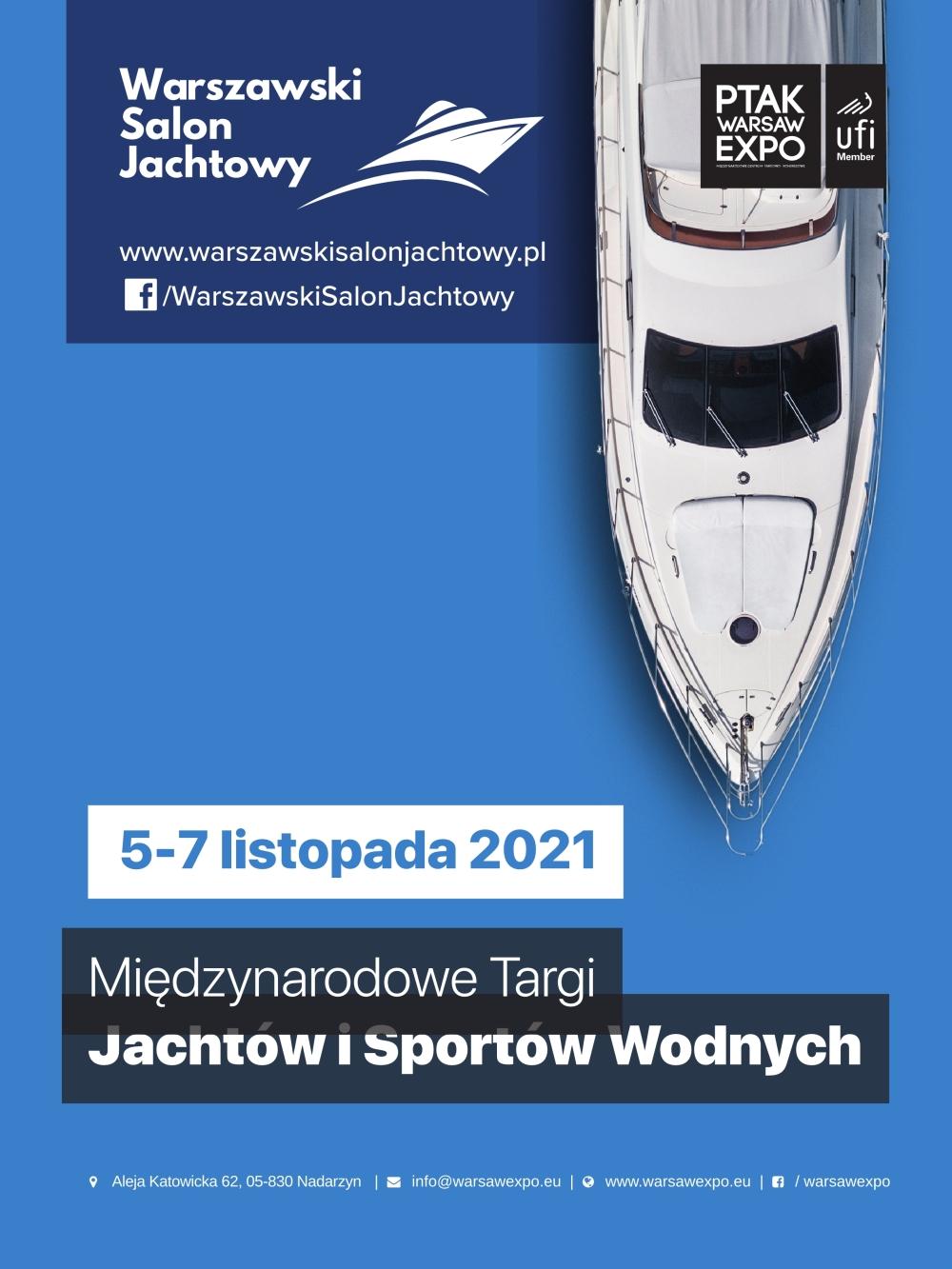 Warszawski Salon Jachtowy